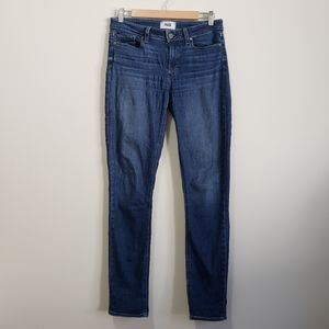 Paige skyline skinny jeans 28